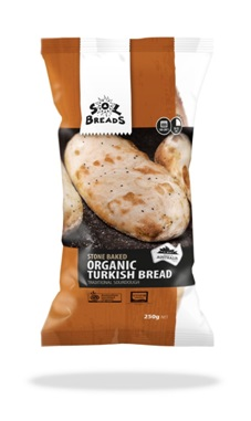 Sol Organic Turkish Bread