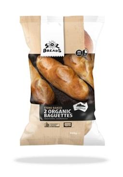 Sol Organic Baguettes